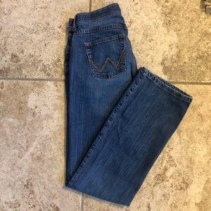 Wrangler Jeans 7/8 x 34